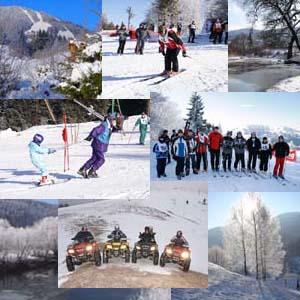 Карпаты Славское зима фото