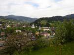 Панорама Славска