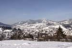 лыжная гора Тростян